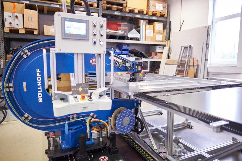 Für die intuitive Bedienung ausgelegt: die Siemens S7 mit Simatic HMI