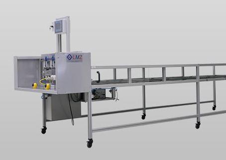 Volumen Prüfmaschine