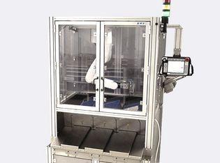 Banderolen Verpackungsautomat - verschiedene Formate und individuelle Packschemata
