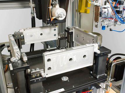 Pneumatische Presszange der Verpressmaschine