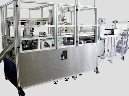 Industrienähmaschine - Taschennähautomat von Schmohl