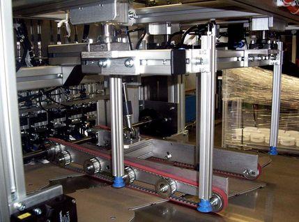 Ledernähmaschine für Türverkleidungen