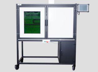 Schutzeinhausung für Lasermarkiergerät