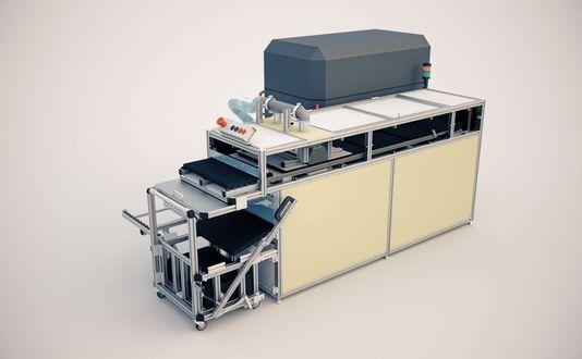 Umweltschonende Werkstückträgerreinigung – Traycleaner von K&K