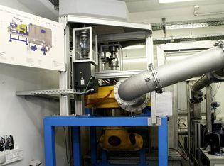 HTW Versuchsstand Francis-Turbine