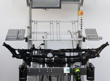 Halten, was sie versprechen – clevere Montagevorrichtungen für die Automobilindustrie