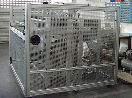 Durchlaufanlage für bahnförmige Produkte