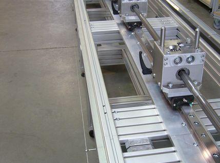 Laservermessung bis 12 m Länge