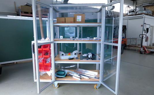 Kommissionierwagen – Materialfluss der innerbetrieblichen Logistik verbessern