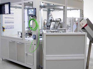 Richtiger Alurounder: Montageautomation von LMZ!