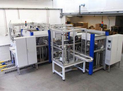 Montagezelle für Bremsen
