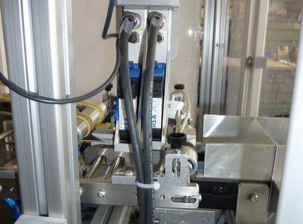 Laserbeschriftungsmaschine für Verpackungen