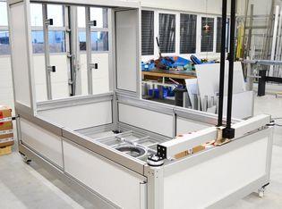Modularer Fototisch für 3D-Anwendungen