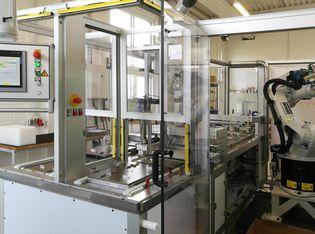 Fertigungsanlage zur Herstellung medizinischer Komponenten