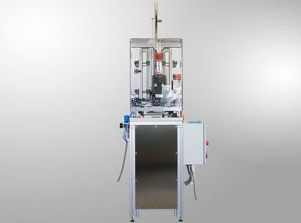Ergonomische Verpackungsmachine für Putztücher