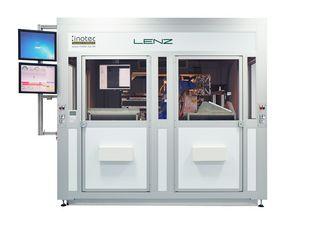 Bohranlage mit automatisierter Zuführtechnik