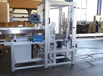 Laserbeschriftungsmaschine
