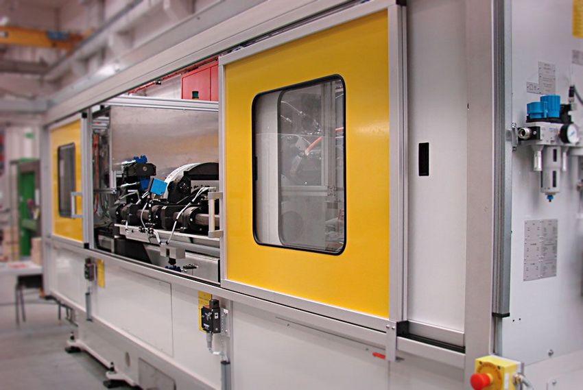Sondermaschine von W&W GmbH