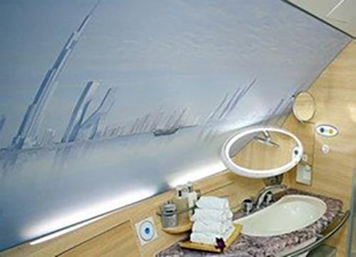 Waschraum Interieur von mavotec